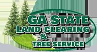 GA State Land Clearing & Tree Service Logo